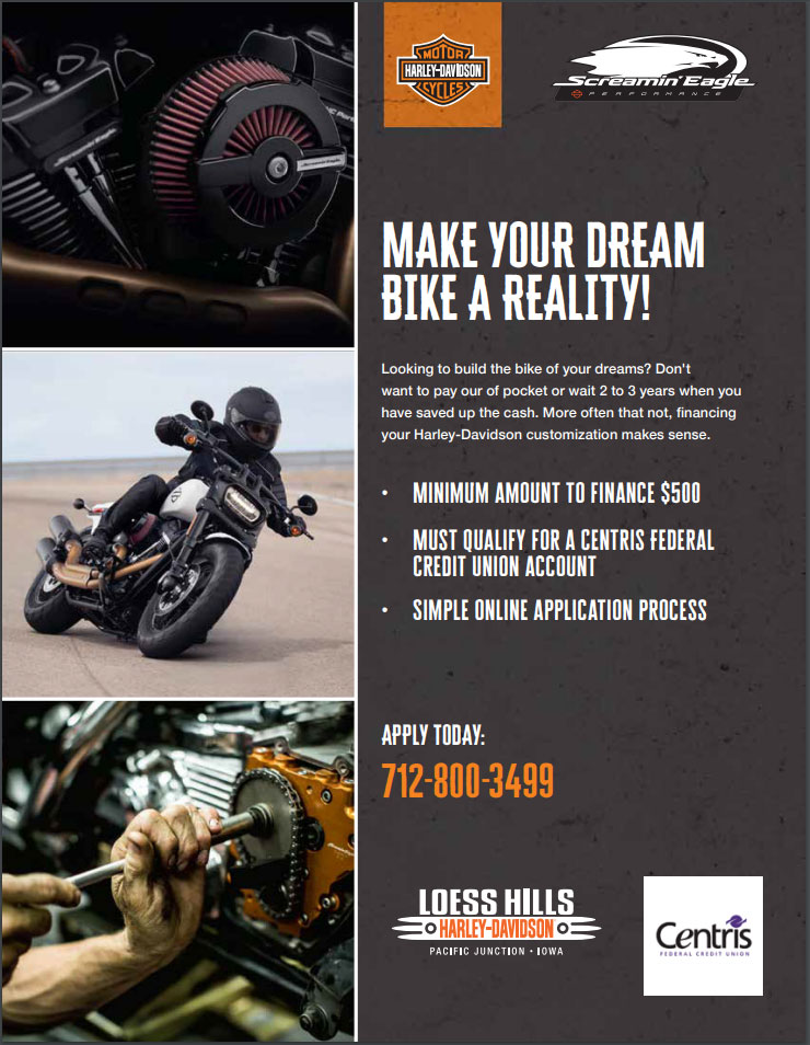 Harley-Davidson of Your Dreams
