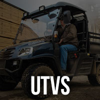 UTVs at Harsh Outdoors