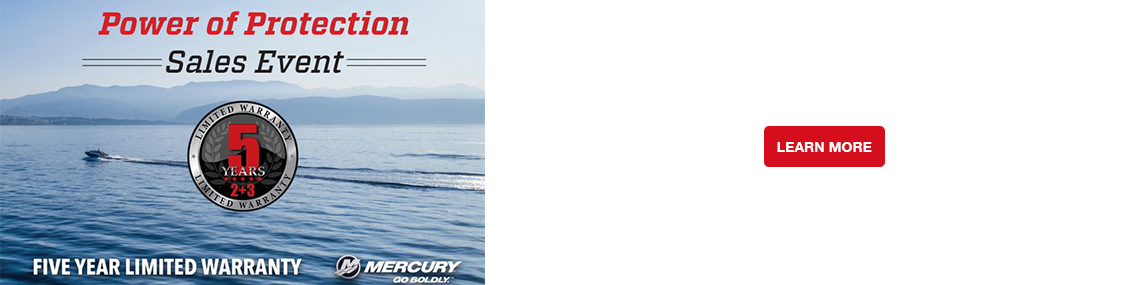 Mercury Power of Protection Sales Event at Fort Fremont Marine