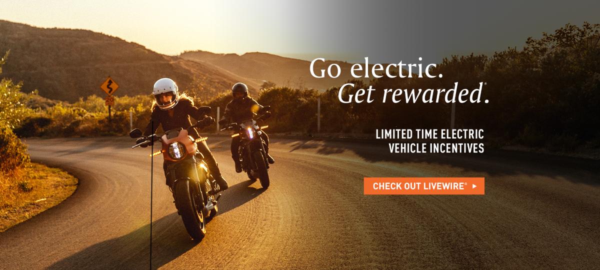Harley-Davidson Electric Livewire