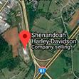 Shenandoah Harley-Davidson® Map & Hours