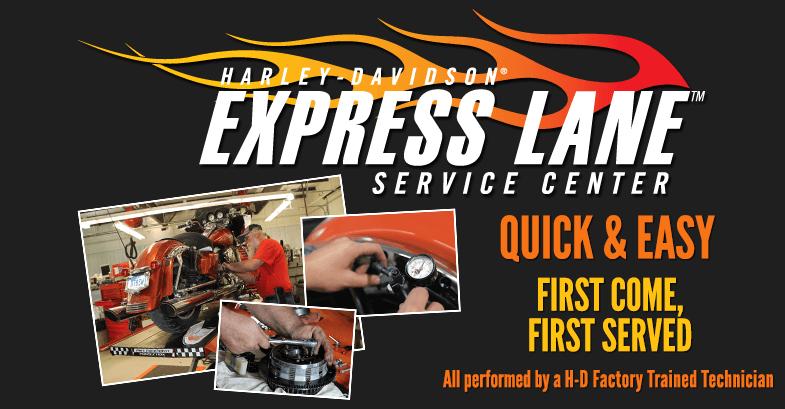 Harley-Davidson Service, Repair, and Maintenance
