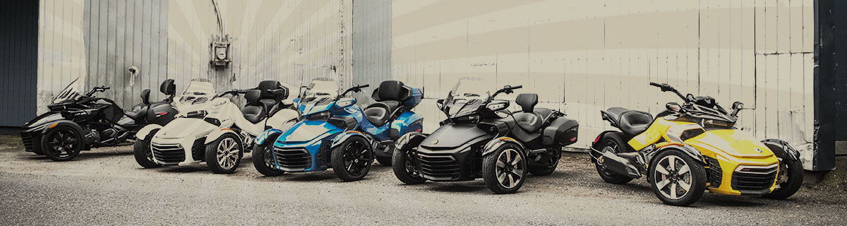 Spyder Specialists At Central Texas Powersports