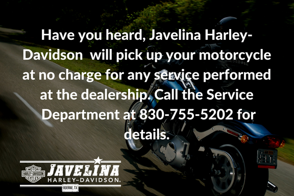Service Department at Javelina Harley-Davidson