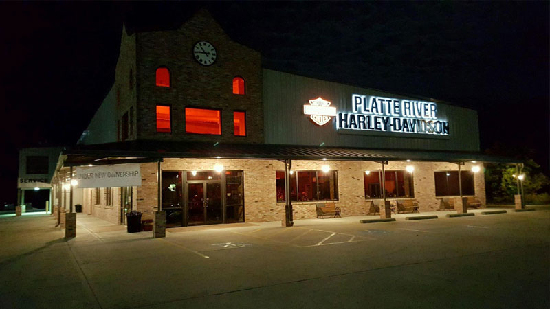 Platte River Harley-Davidson in Grand Island