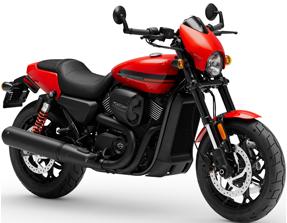 New & Used Harley-Davidson Street