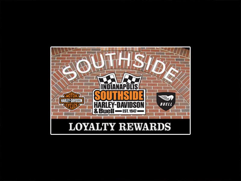 Loyalty Rewards Program At Indianapolis Southside Harley-Davidson