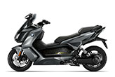 BMW C Evolution at Lynnwood Motoplex