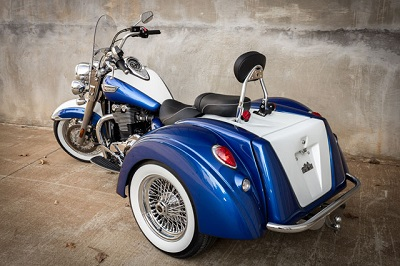 Freedom Rides Specializes In Triumph Trike Conversions
