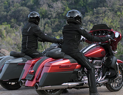 Pre-Owned Harley-Davidson Motorcycles