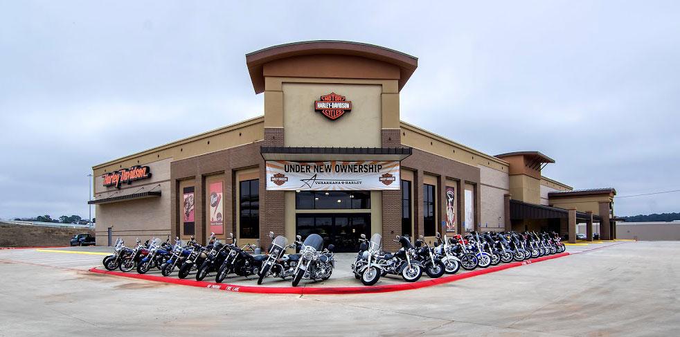 About Texarkana Harley-Davidson