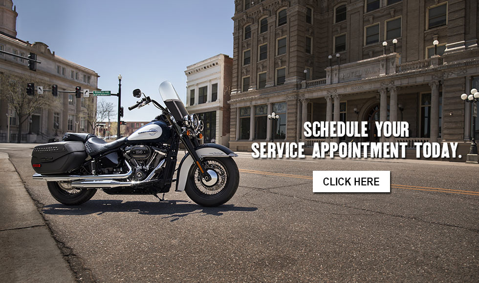 Schedule Your Service at Bumpus Harley-Davidson of Collierville
