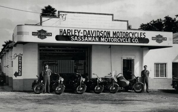About Harley-Davidson of Macon