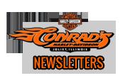 conrad's logo newsletter