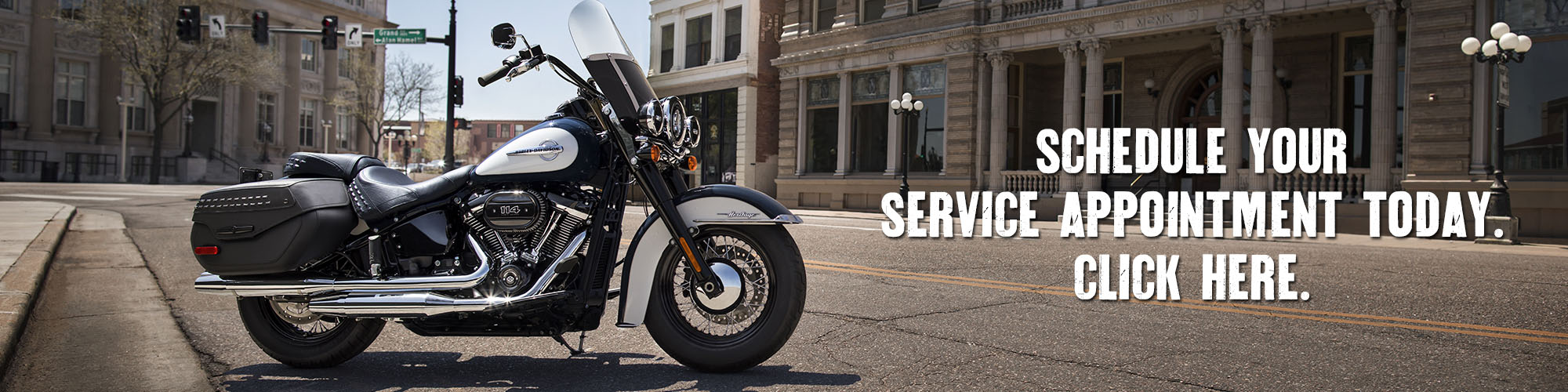 Schedule Your Next Service Appointment at Palm Springs H-D