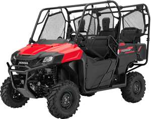 UTV Side by Side Inventory at Genthe Honda Powersports