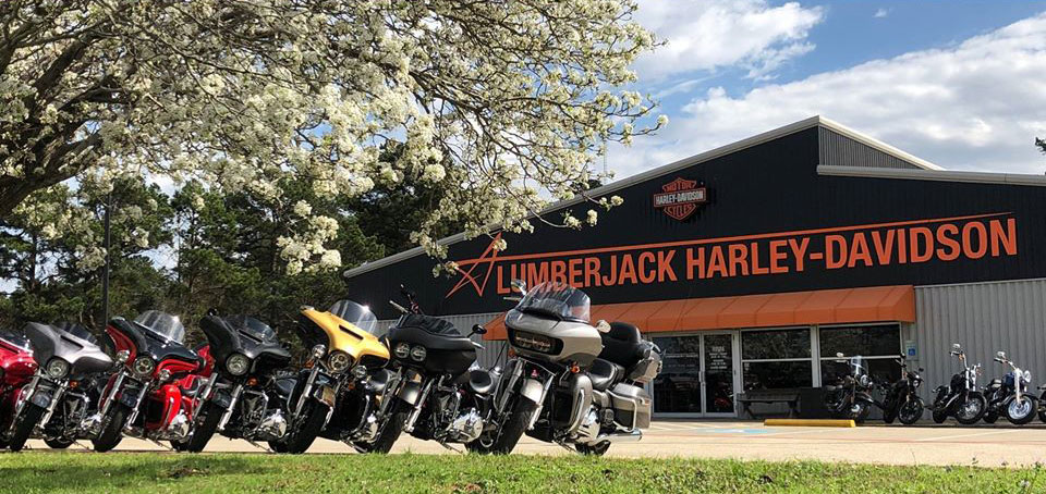 Lumberjack Harley-Davidson dealership