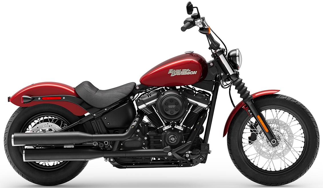 Shop Softail® Bike at Bud's Harley-Davidson®