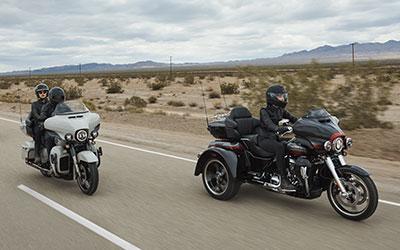 Pre-Owned Harley-Davidson