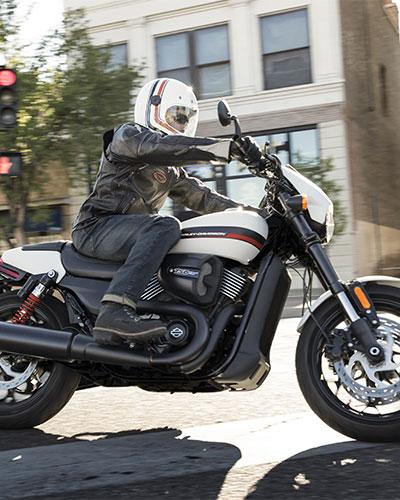 Harley-Davidson Street Motorcycles