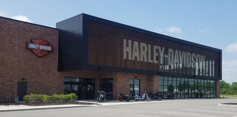 Harley-Davidson of Indianapolis located in Fishers, IN