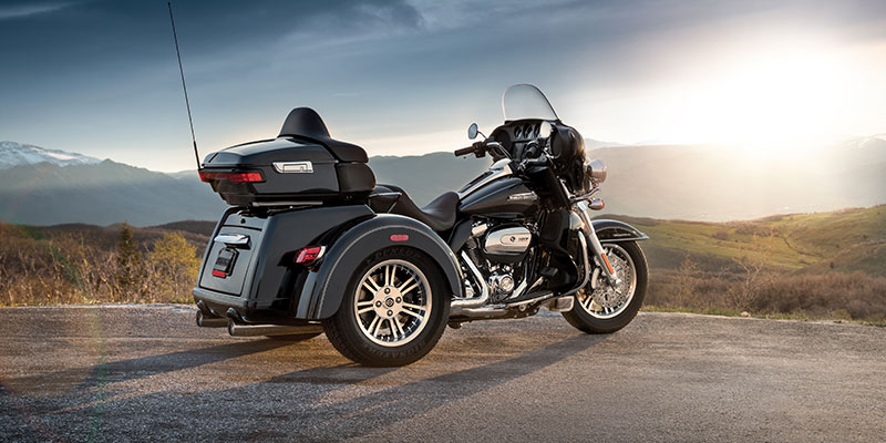 Harley Davidson Trike Motorcycles
