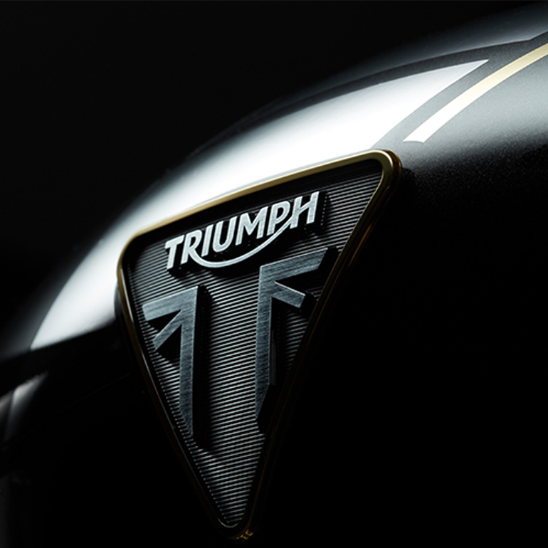 Custom Factory Triumph Motorcycles