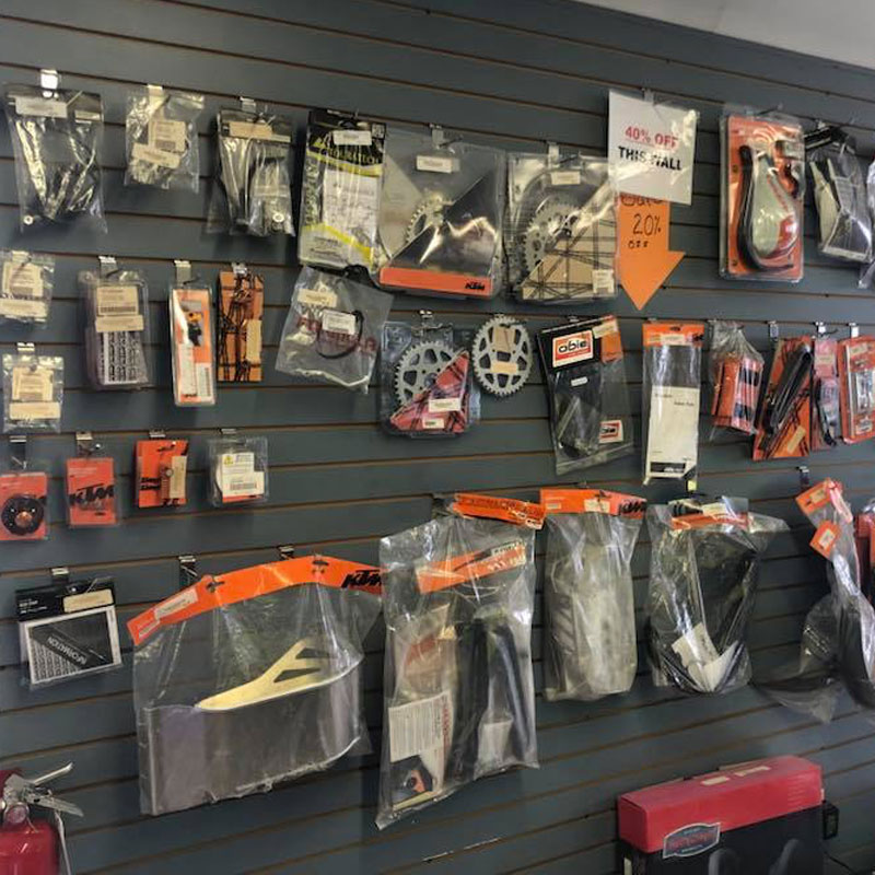 Shop Parts And Accessories At Nishna Valley Cycle