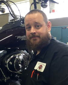 Service Department At Indianapolis Southside Harley-Davidson