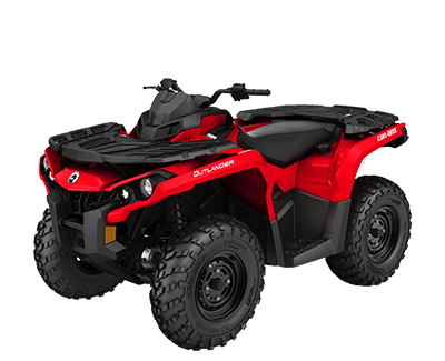 Shop ATVs at Thornton's Motorcycle