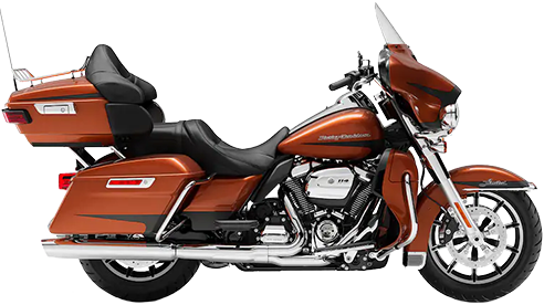 Shop Harley-Davidson Touring Models