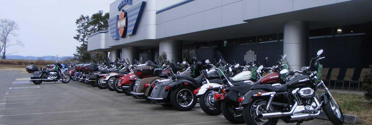 About Us at at Colboch Harley-Davidson