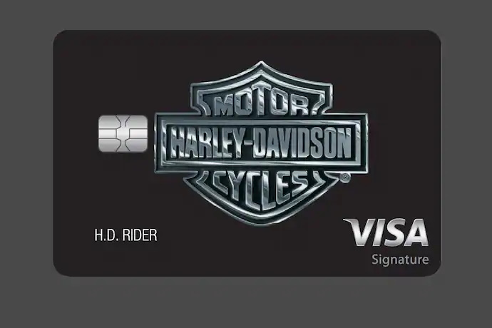 H-D Visa Card Offer