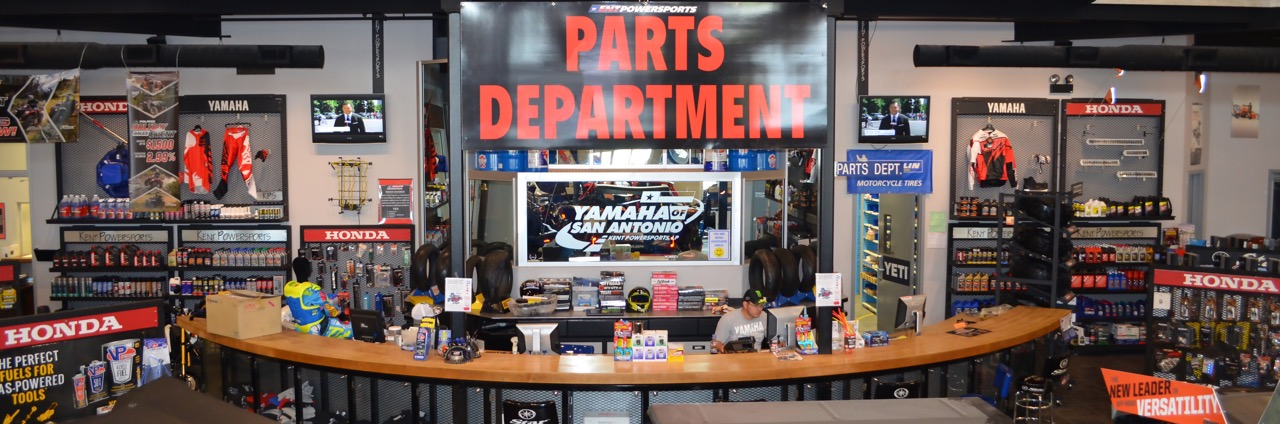 Parts & Accessories at Kent Powersports