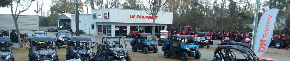 Check Us Out at LN Equipment