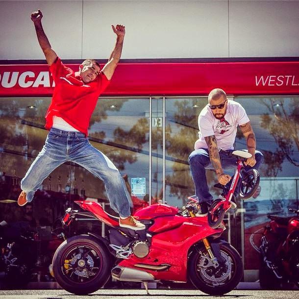 About Ducati Westlake