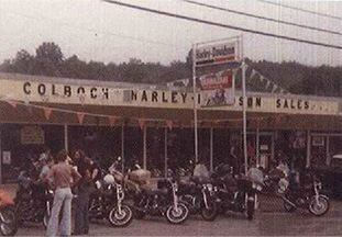 Photo of Colboch H-D between 1966-1991<br>South Cumberland