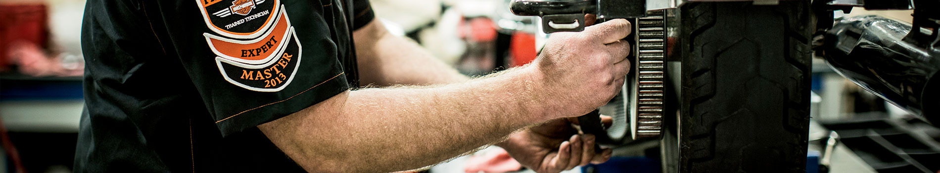 Get your service and repairs done at Big Sky Harley-Davidson