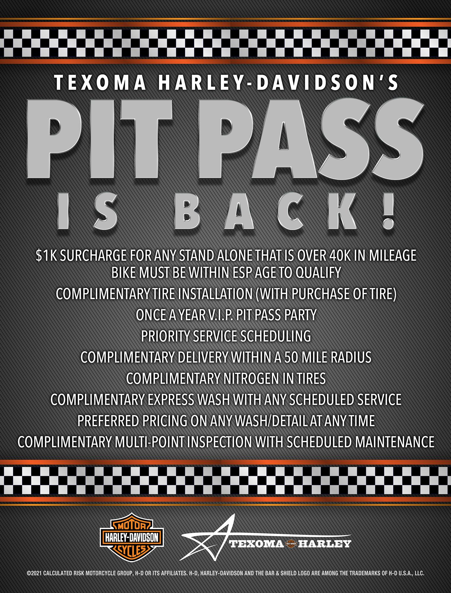 Texoma Pit Pass