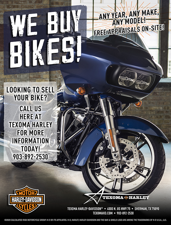 Looking to sell your bike?