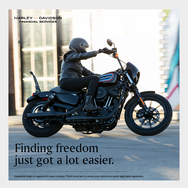 1.99% AND NO MONEY DOWN ON NEW HARLEY-DAVIDSON MOTORCYCLES