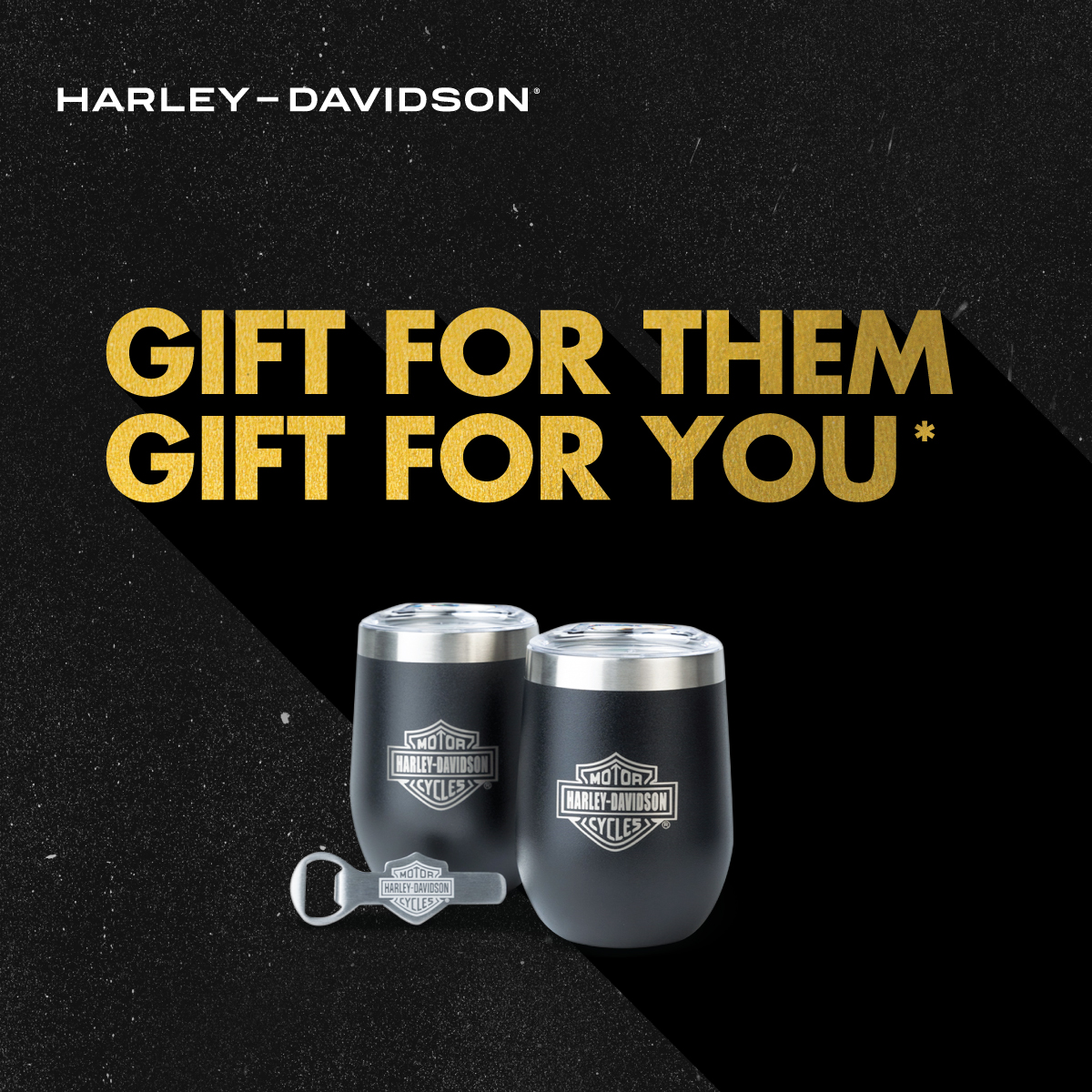 FREE GIFT WITH PURCHASE SET OF TUMBLERS