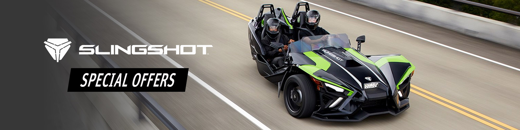 Slingshot Specials at Brenny's Motorcycle Clinic, Bettendorf, IA 52722
