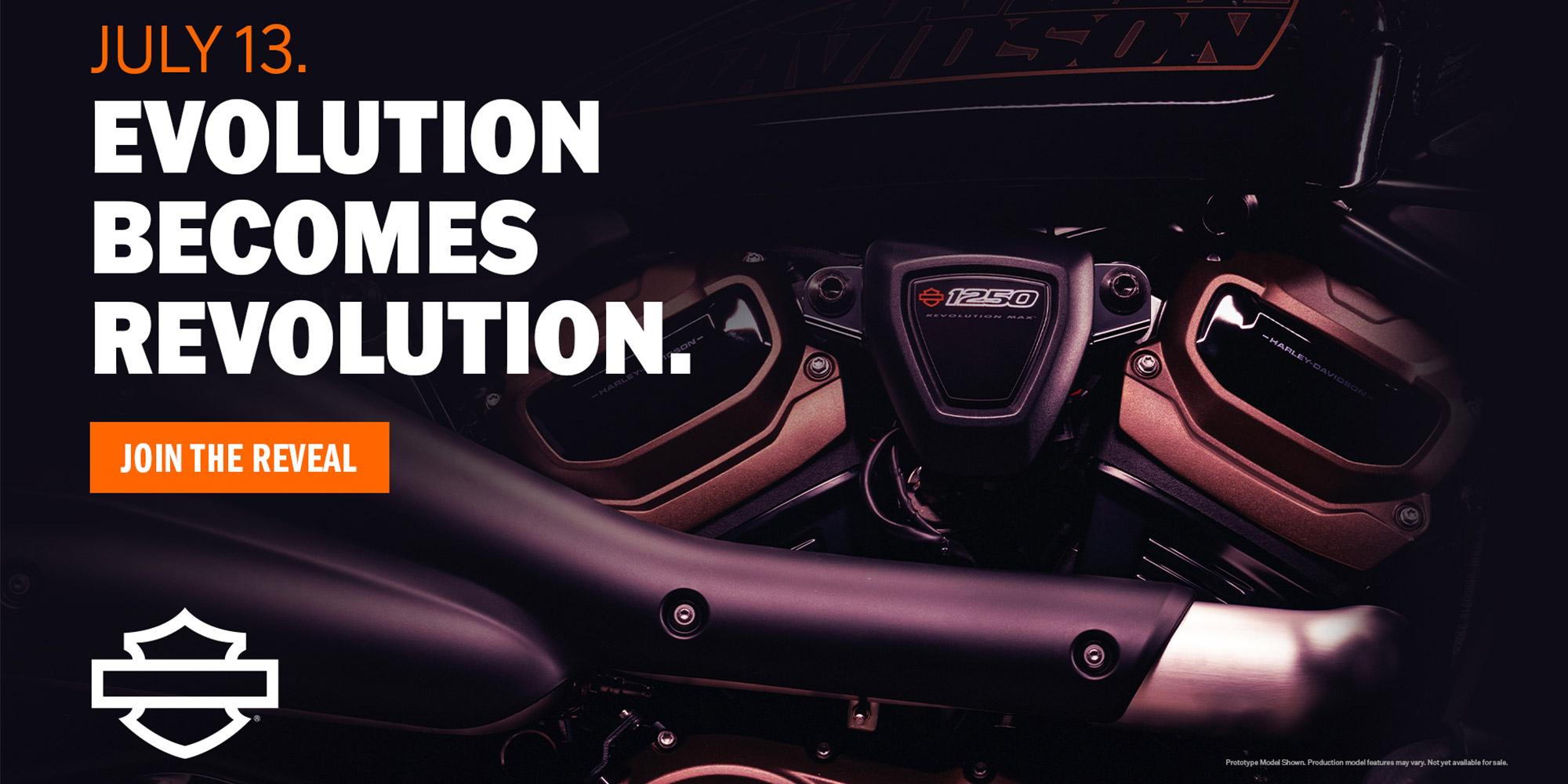 Harley New Model Reveal at Hot Rod Harley-Davidson