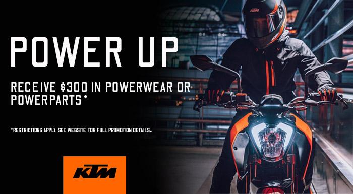 KTM Power Up at Yamaha Triumph KTM of Camp Hill, Camp Hill, PA 17011