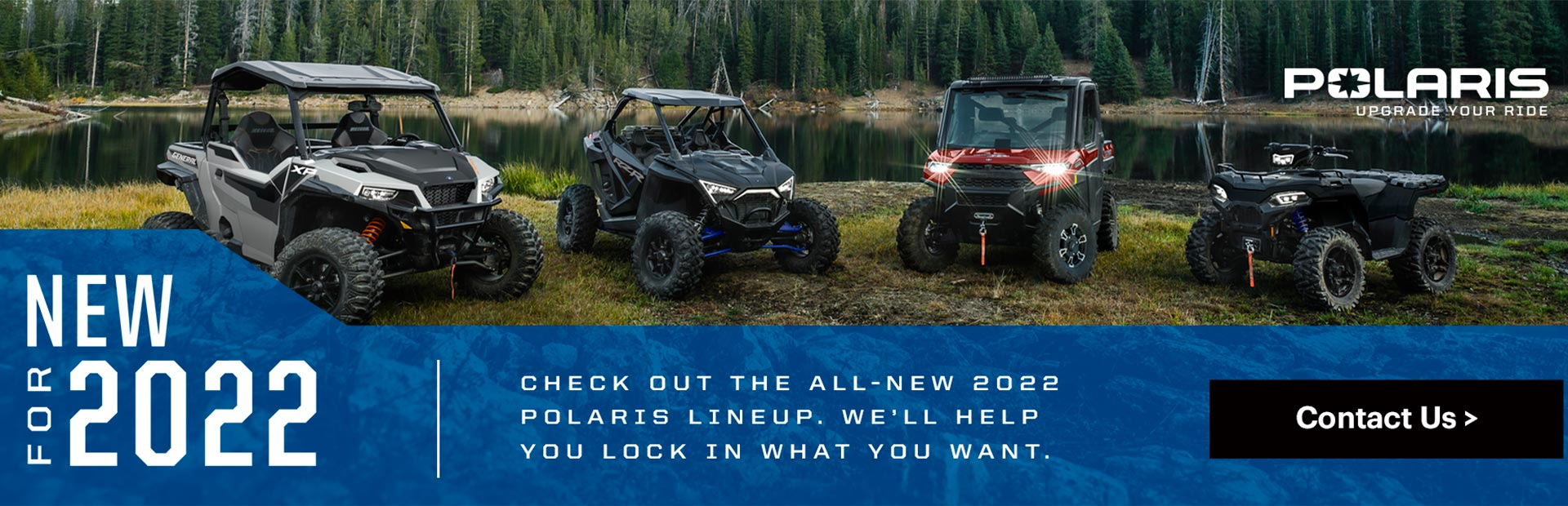 Polaris Ugrade Your Ride at Brenny's Motorcycle Clinic, Bettendorf, IA 52722