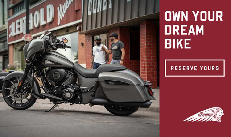Indian - Own Your Dream Bike at Youngblood RV & Powersports Springfield Missouri - Ozark MO