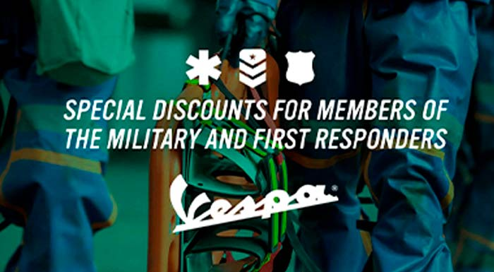 Military & First Responders at Aces Motorcycles - Fort Collins