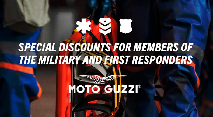 MOTO GUZZI - Military & First Responders at Sloans Motorcycle ATV, Murfreesboro, TN, 37129