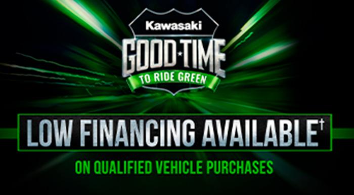KAWASAKI - GOOD TIME TO RIDE GREEN at Lynnwood Motoplex, Lynnwood, WA 98037